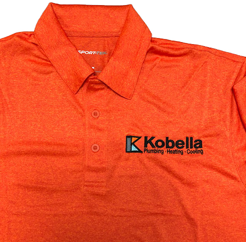 Kobella embroidered shirt